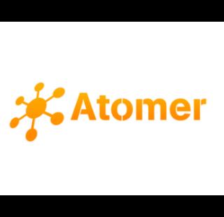 atomer logo